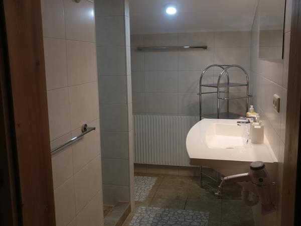 DU/WC im Vierbettzimmer