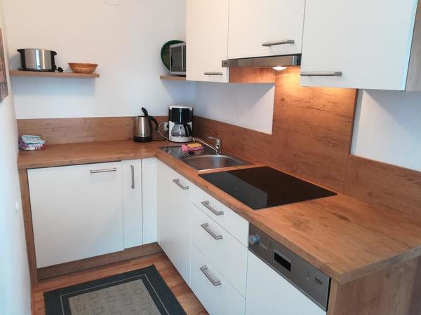Küche FeWo Penken
