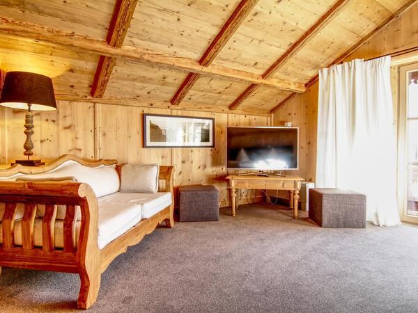 Chalet Dorfbeck Suite