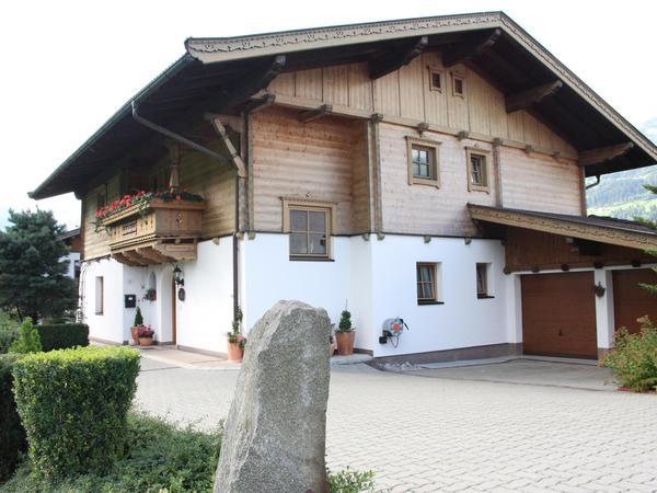 Ansicht Nord Chalet Zillertal