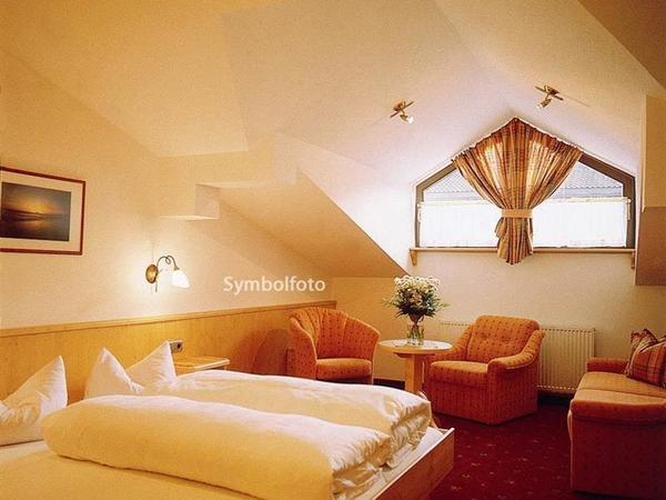 Doppelzimmer - Mansarde