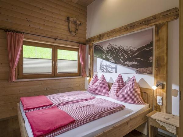 Schlafzimmer Chalet Zirbe
