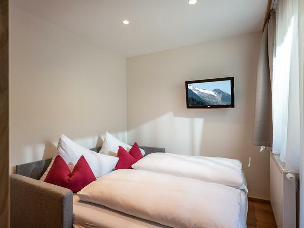 Komfortzimmer für 2-4 Pers.