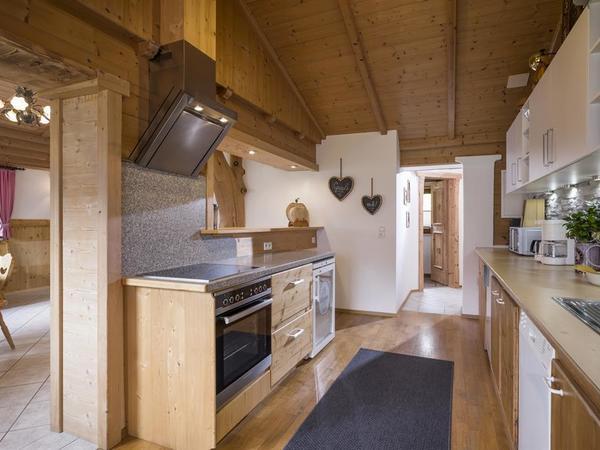 Küche Chalet Zirbe