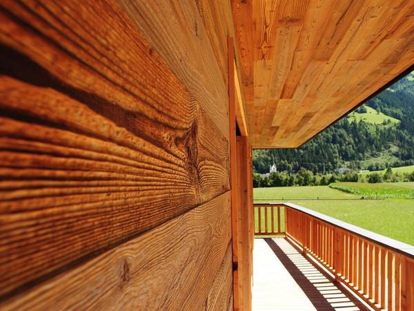 Terasse Alpinliving.Tirol im Zillertal