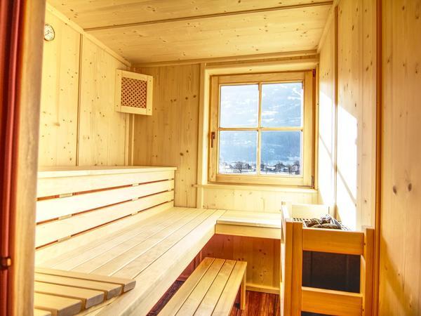 Chalet Dorfbäck Sauna