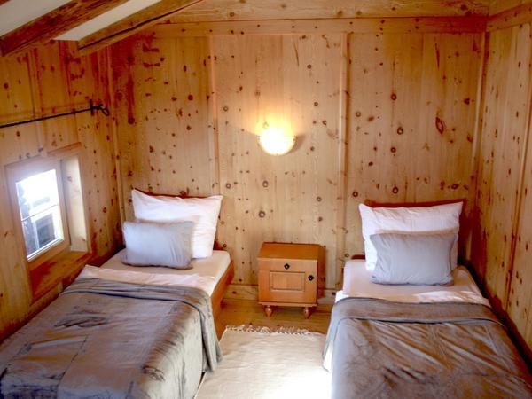 Schlafzimmer 4 Ferienhaus Tratl