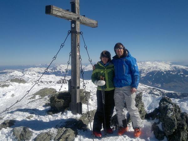 Skitour, Rastkogel