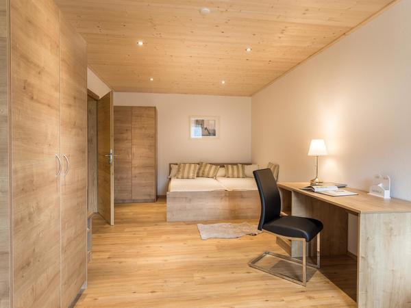 Doppelzimmer im Appartement `Tanja`.