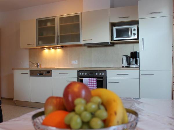 Küche Apart Magdalena