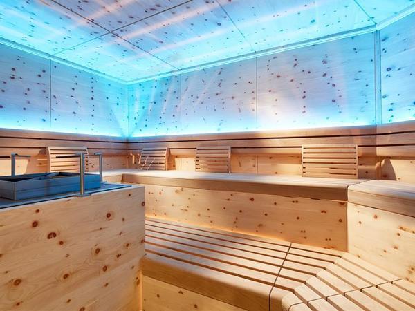 Finnisch Sauna
