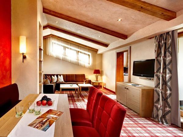 Wellness Hotel Turmsuite Berghof hintertux