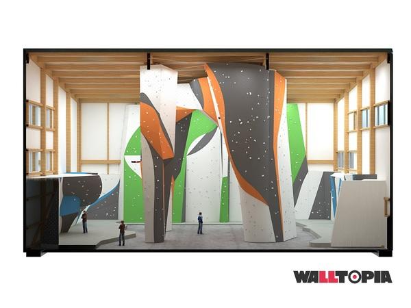 Kletterhalle Steyr