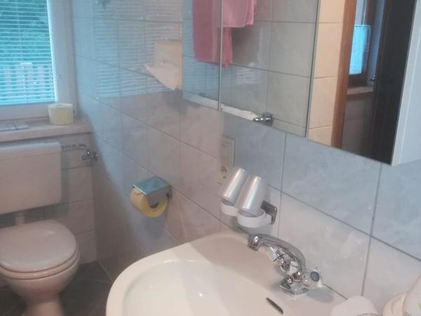 Badezimmer Waschbecken FW Grünberg