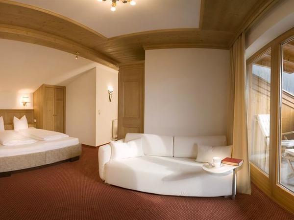 Dorfbäck Stumm Bäckenhaus - Schlafzimmer