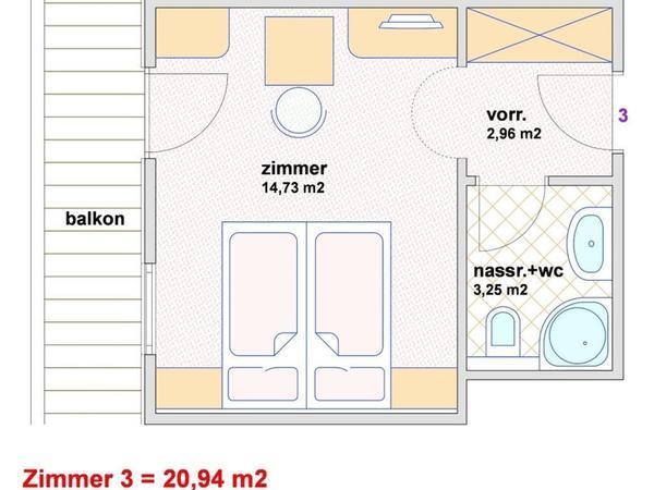 Detailplan Kat Ahorn