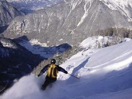 Dachstein Gletscherüberquerung mit Tourenski
