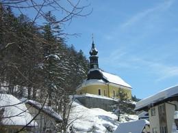 Pfarrkiche zum Hl. Florian (© Tourismusverbnd Ebenau)