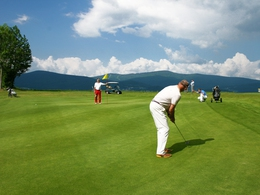 Golf feel-good days at Hotel Almesberger