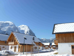 Ferienresort Obertraun Winter