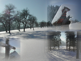 Winter in Scharnstein (© TVB Scharnstein)