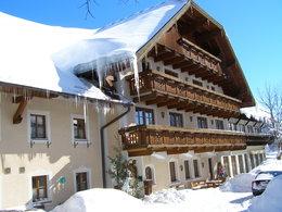 Hotel Alte Post im Winterkleid (© Hotel Alte Post Faistenau)