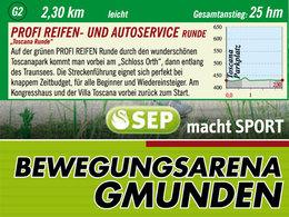 Toscana Runde - Prof Reisen- und Autoservice Runde by Runnersfun (© Runnersfun)