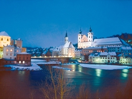 Advent in der Christkindlstadt (© Tourismusverband Steyr)