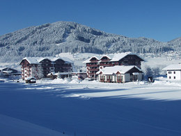 Vital Hotel Gosau, 7 Nights, incl. 5-Day Ski Pass
