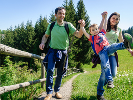 Familientour am Johannesweg