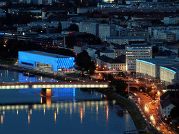 Linz grüßt Europa. Willkommen an der Donau! Tagesausflug für Gruppen