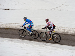 Winter Triathlon Mountainbike (© www.wintertriathlon.eu)