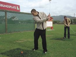 Swin golf Spieler(c)LinzTourismus-SW.jpg (© LinzTourismus-SW)
