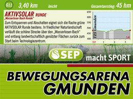 Wasserloser Bach Runde - Aktivsolar Runde by Runnersfun G11 (© Runnersfun)