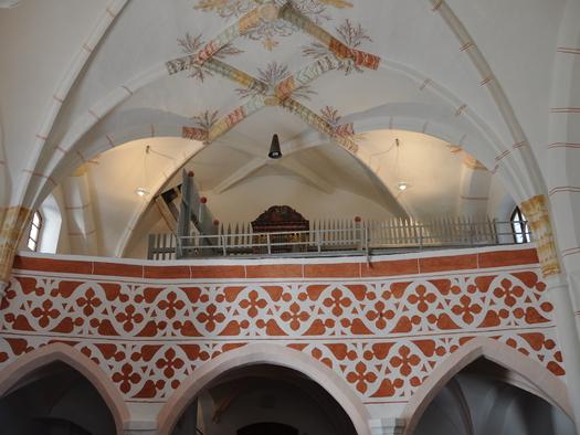 Kirche St. Jakob. (© Gemeinde Sankt Willibald)