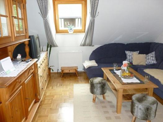 Wohnzimmer XXL Apartment (© berger)