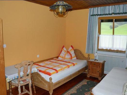 Familienzimmer Betten