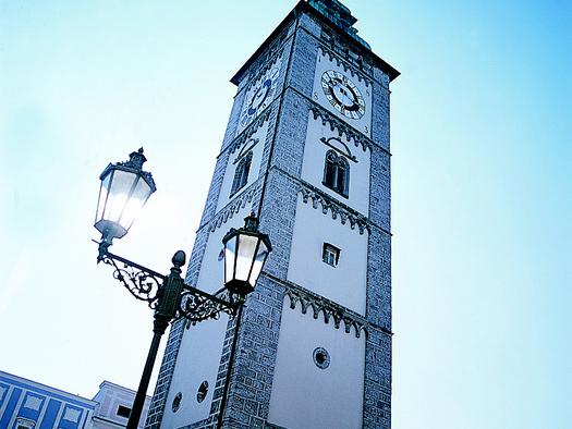 Ennser Stadtturm,  Wahrzeichen der ältesten Stadt Österreichs. (© TSE GmbH)