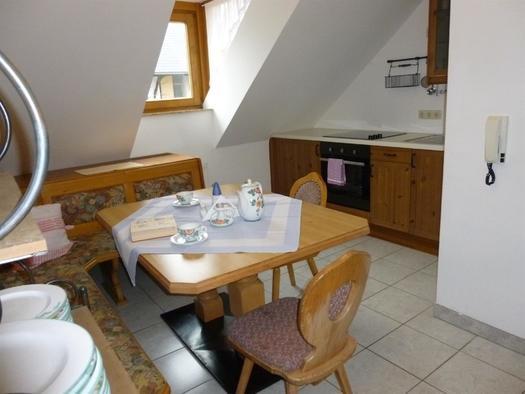 Küche XXL Apartment Hirtenstube (© berger)