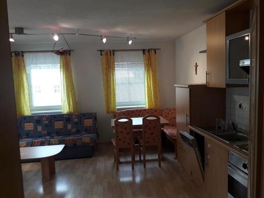 Sitzecke in der Küche (© privat)