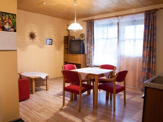 Ferienwohung B - Wohnzimmer
