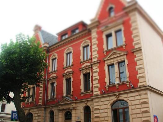 Außenansicht Hotel Alexandra (© Hotel Alexandra & Bayrischer Hof)