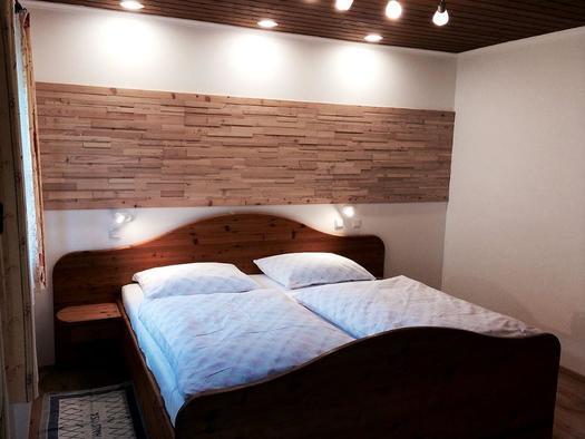 Haus Lisa Doppelbett (© Haus Lisa)