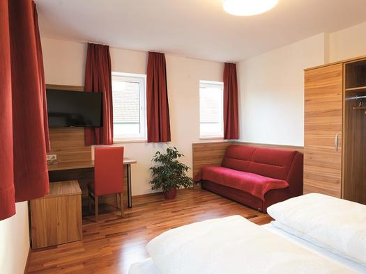 Doppelzimmer (© Hotel Mauernböck)
