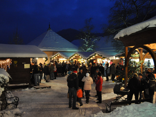 Adventmarkt. (© Tourismusverband Ebenau)
