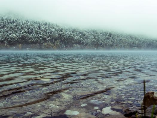 Hintersee im Winter (© Tourismusverband Faistenau - M. Göttlich 50 Centimos)