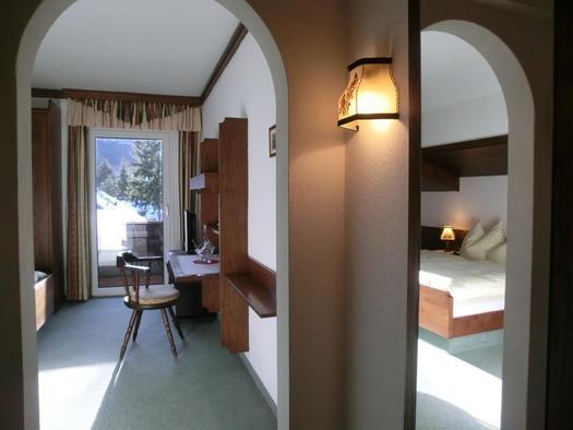 Doppelbettzimmer `Sternenhimmel` (© Bürtlmair)