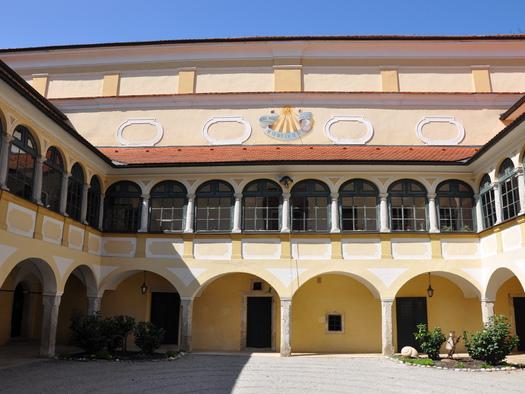 Schloss Kremsegg in Kremsmünster - Haus der Kultur. (© Marktgemeinde Kremsmünster)