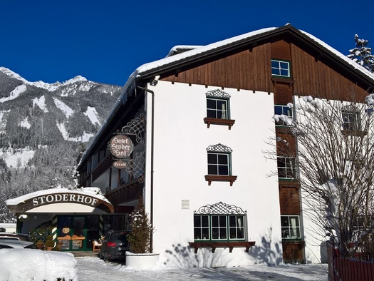 Hotel Front Ansicht