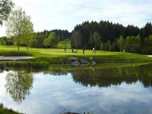 Golfpause - Zeit für ein schönes Spiel